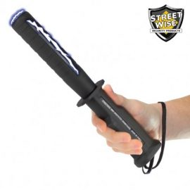 Mini Stun Baton w/ LED Light Protects You