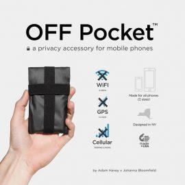 OFF Pocket: Block Phone Signals