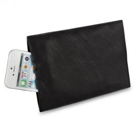 Cell Phone Silencing Pouch Blocks All Transmissions