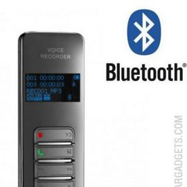 Bluetooth Cell Phone Call Recorder