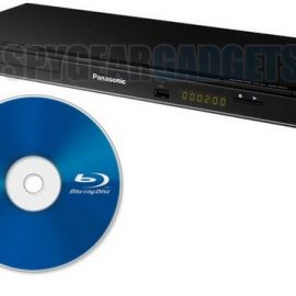 This Blu-ray DVD Player Has a Hidden Camera