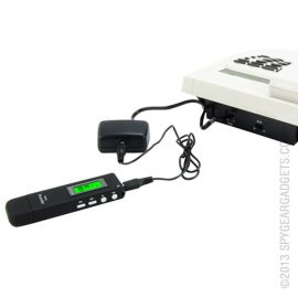 USB Digital Voice Audio and Telephone Call Recorder