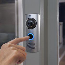 DoorBot-  Doorbell for Smartphones