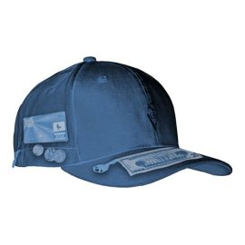 ScotteVest TEC Hat Has Hidden Pockets
