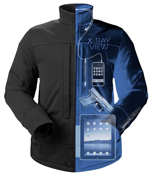 Sev Alpha Jacket With 35 Pockets For Spies Spy Goodies