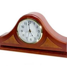 SleuthGear QUAD Mantel Clock Camera
