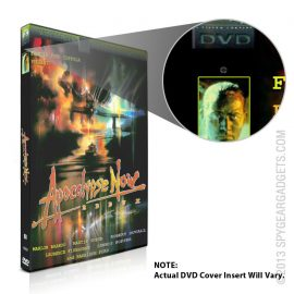DVD Case with Hidden Camera