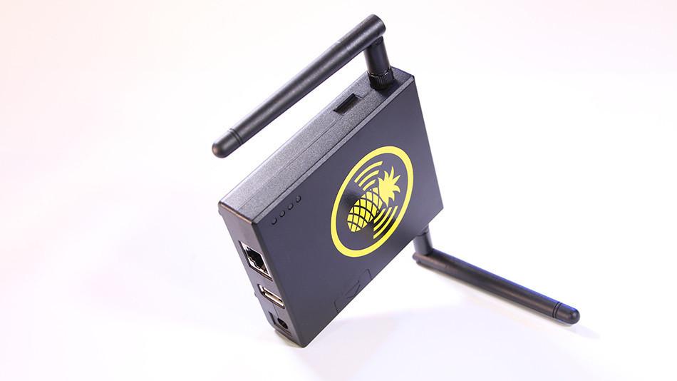 Wifi Pineapple Mark V For Wireless Auditing Spy Goodies