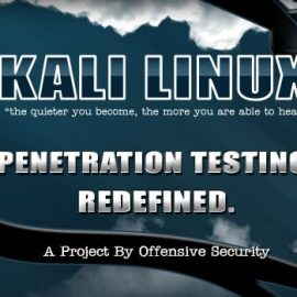 Kali Linux for Penetration Testing