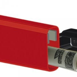 Stash Lighter With Secret Hidden Compartment