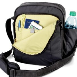 Identity Theft Thwarting Travel Bag