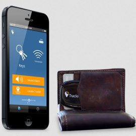Wallet TrackR To Locate Things on Your Smartphone
