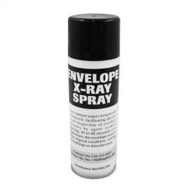 Envelope X-Ray Spray: Read Letters Without Opening Them