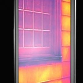 FLIR One Thermal Imager for iPhone 5s