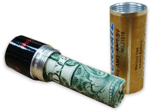 battery money stash