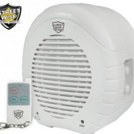 The HomeSafe Electronic Watch Dog