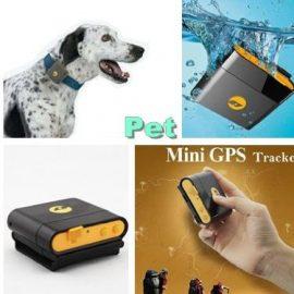 Waterproof GPS Car/Pet Tracker