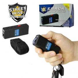 Stun Gun Keychain Protects You