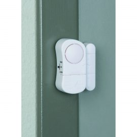 Door/Window Entry Alarm with Magnetic Sensor