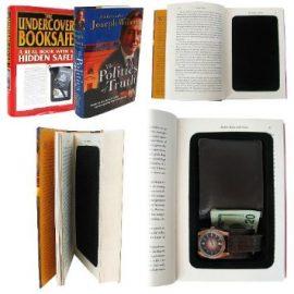 Hard-Back Book Diversion Safe