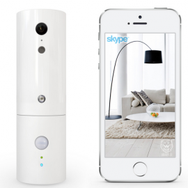iSensor HD: Smart, Small Security Camera