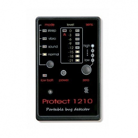Protect 1210 Portable Bug Detector