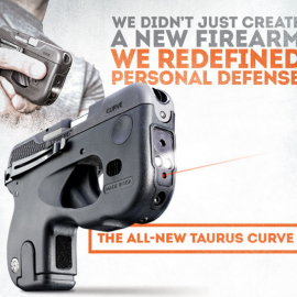 Taurus Curve Self-Defense Gun