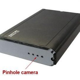 Hard Drive Case w/ a Spy Camera