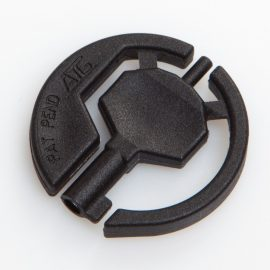 Undetectable Universal Handcuff Key