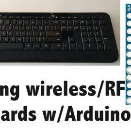 KeySweeper: Covert Wireless Keyboard Logger