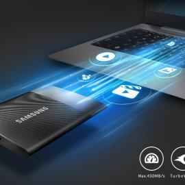 Samsung T1 Portable USB 3.0 External SSD