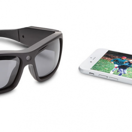 Video Recording WiFi Sunglasses