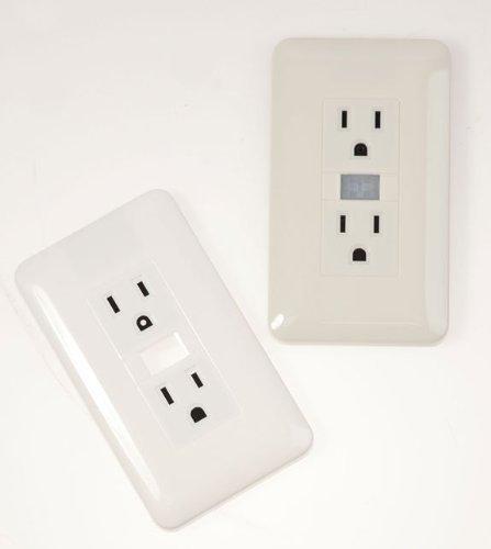 hidden outlet