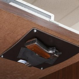 Wolverine Holsters Under The Desk Holder