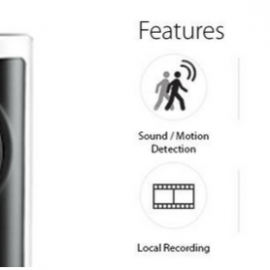 D-Link Wireless Day/Night HD Outdoor Security Camera