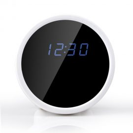 Docooler Mini Alarm Clock DVR
