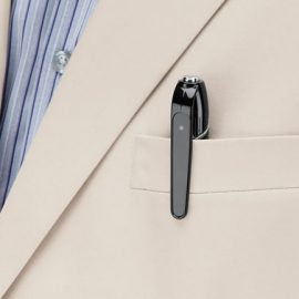 Video Camera Pen to iPhone Streamer