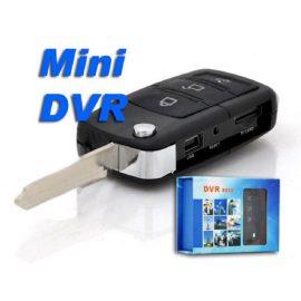 Joylive Car Key Hidden Mini Camera