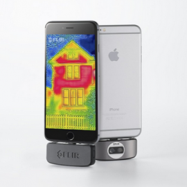 FLIR One Thermal Imaging Device for iOS