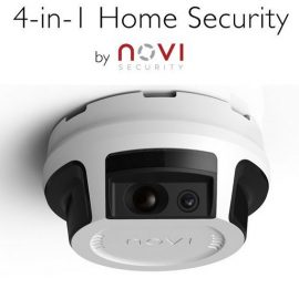 Novi Battery Powered Security Device