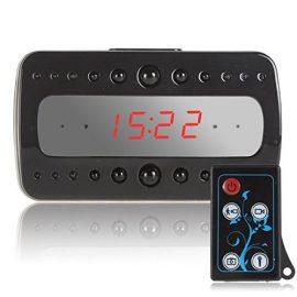 Mengshen 1080p Alarm Clock Camera w/ Night Vision