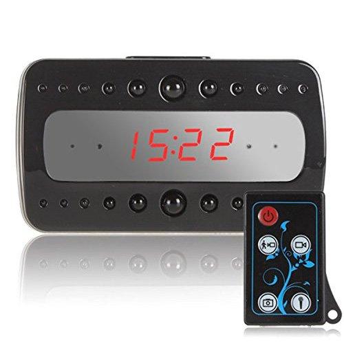 hidden alarm clock