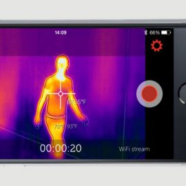 Manything FLIR ONE: Your Spare Phone As a Thermal Camera