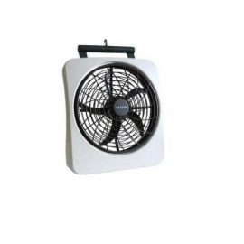 SecureGuard Portable Cooling Fan + Hidden Camera