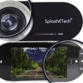 SplashETech Discreet Car DVR