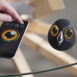 Ulo: Cute Surveillance Camera