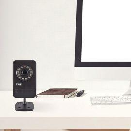 Pyle PIPCAM12 Desk-Mate Mini Wireless Camera