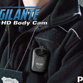 Pyle PPBCM10 Vigilante HD Body Cam