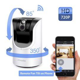 Zmodo Pan & Tilt WiFi Camera