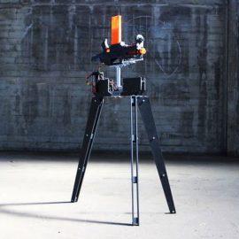 DIY: Autonomous Sentry Turret